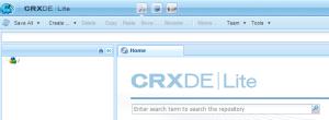 CRXDELiteEmpty