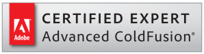 Adobe Certified Expert Advanced ColdFusion
